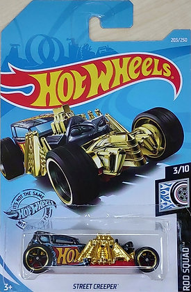*SUPER T-Hunt* Hot Wheels Rod Squad - Street Creeper