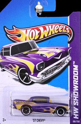 Hot Wheels Showroom - '57 Chevy