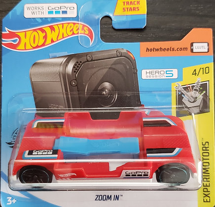 Hot Wheels Experimotors - Zoom-In