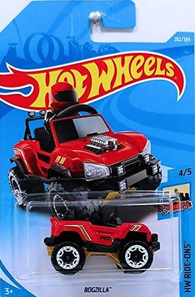 Hot Wheels Ride-Ons - Bogzilla
