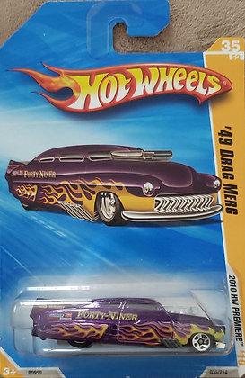 Hot Wheels Premiere - '49 Drag Merc