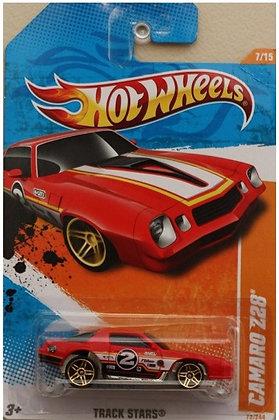 Hot Wheels Track Stars - Camaro Z28