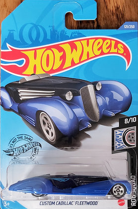 Hot Wheels Rod Squad - Custom Cadillac Fleetwood