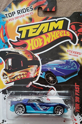 Hot Wheels Team Hot Wheels - Yur So Fast