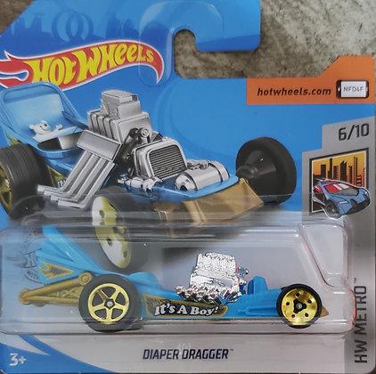 Hot Wheels Metro - Diaper Dragger