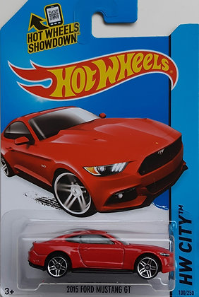 Hot Wheels City - 2015 Ford Mustang GT