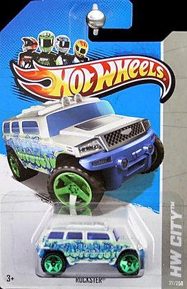 Hot Wheels City - Rockster