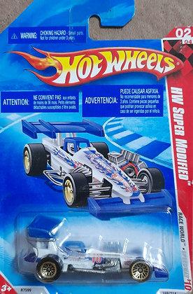 Hot Wheels Race World - Hw Super Modified