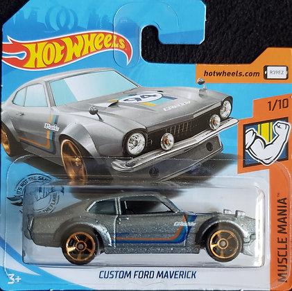 Hot Wheels Muscle Mania - Custom Ford Maverick
