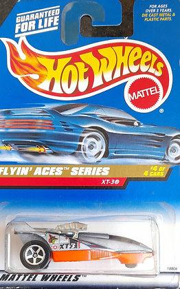 Hot Wheels Flyin' Aces - XT-3