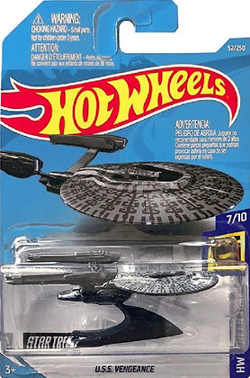 Hot Wheels Screen Time - U.S.S. Vengeance