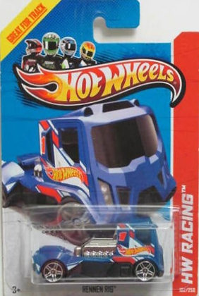 Hot Wheels Racing - Rennen Rig