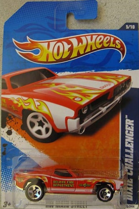 Hot Wheels Main Street - Dixie Challenger