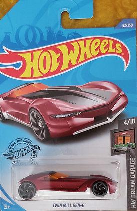 Hot Wheels Dream Garage - Twin Mill Gen-E