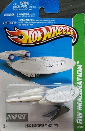 Hot Wheels Imagination - U.S.S. Enterprise NCC-1701