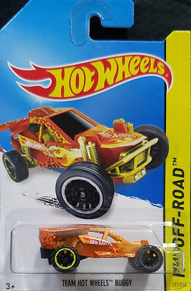 Hot Wheels Off-Road - Team Hot Wheels Buggy