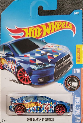Hot Wheels Race Team - 2008 Lancer Evolution