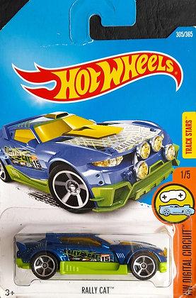 Hot Wheels Digital Circuit - Rally Cat