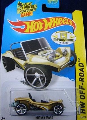 Hot Wheels Off-Road - Meyers Manx