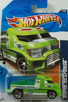 Hot Wheels City Works - Rapid Response