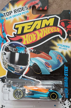 Hot Wheels Team Hot Wheels - Open Road-ster
