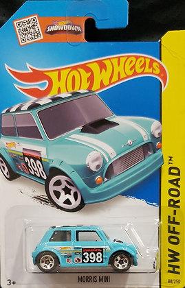 Hot Wheels Off-Road - Morris Mini