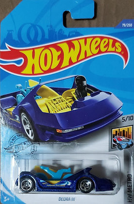 Hot Wheels Metro - Deora III
