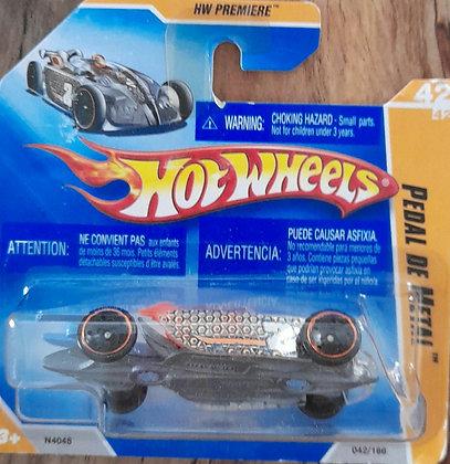 Hot Wheels Premiere - Pedal de Metal