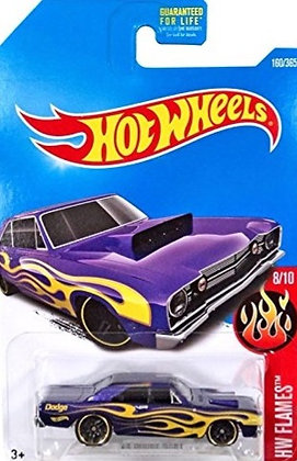 Hot Wheels Flames - '68 Dodge Dart