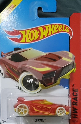 Hot Wheels Race - Chicane