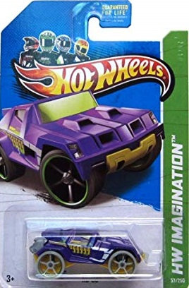 Hot Wheels Imagination - RD-05