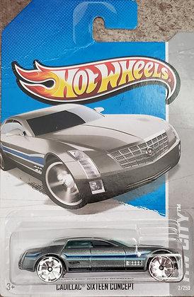 Hot Wheels City - Cadillac Sixteen Concept