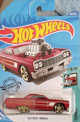 Hot Wheels Tooned - '64 Chevy Impala