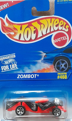 Hot Wheels Stars - Zombot