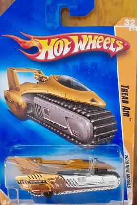 Hot Wheels New Models - Tread Air