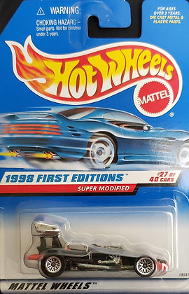 Hot Wheels First Editions - Super Modified