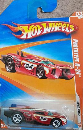 Hot Wheels Track Stars - Prototype H-24