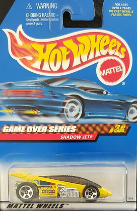 Hot Wheels Game Over - Shadow Jet