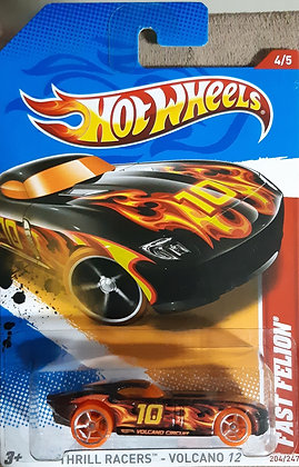 Hot Wheels Thrill Racers - Fast Felion