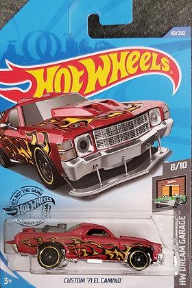 Hot Wheels Dream Garage - Custom '71 El Camino