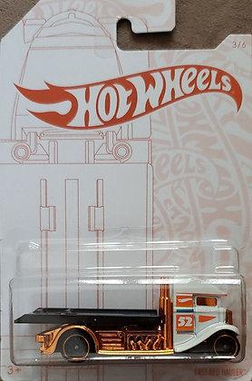 Hot Wheels Pearl & Chrome - Fast-Bed Hauler