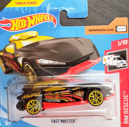 Hot Wheels Rescue - Fast Master