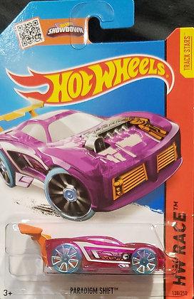 *T-Hunt* Hot Wheels Race - Paradigm Shift