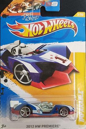 Hot Wheels Premiere - Imparable