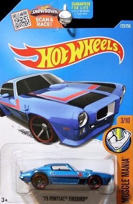 Hot Wheels Muscle Mania - '73 Pontiac Firebird