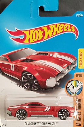 Hot Wheels Muscle Mania - CCM Country Club Muscle