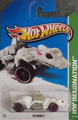 Hot Wheels Imagination - Ratmobile