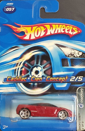 Hot Wheels Dropstars - Cadillac Cien Concept
