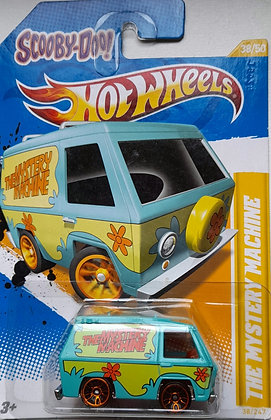 Hot Wheels Premiere - The Mystery Machine