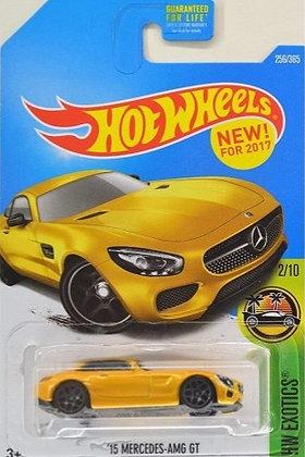 Hot Wheels Exotics - '15 Mercedes-AMG GT